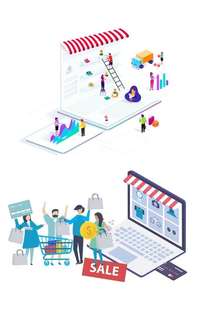 eCommerce Website Development by Technologix Digital