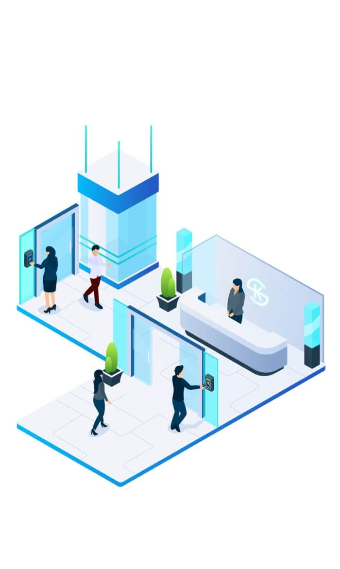 Attendance and Office Security Systems by Technologix Digital