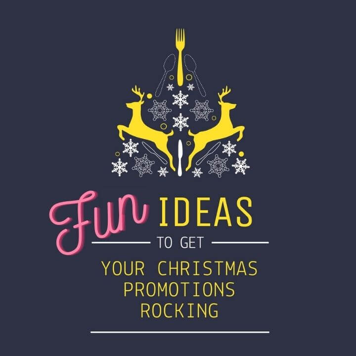 Ideas to Get Your Christmas Promotions Rocking!